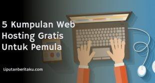 5 Kumpulan Web Hosting Gratis Untuk Pemula